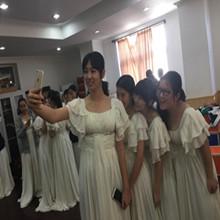 北京第19届艺术节暨海淀学生艺术节合唱