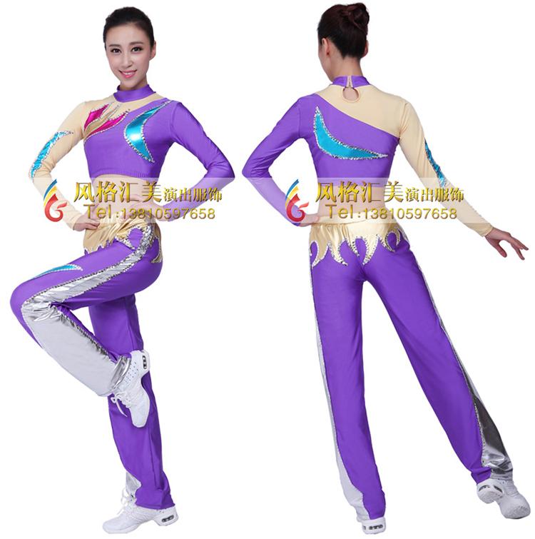 健美操服装设计