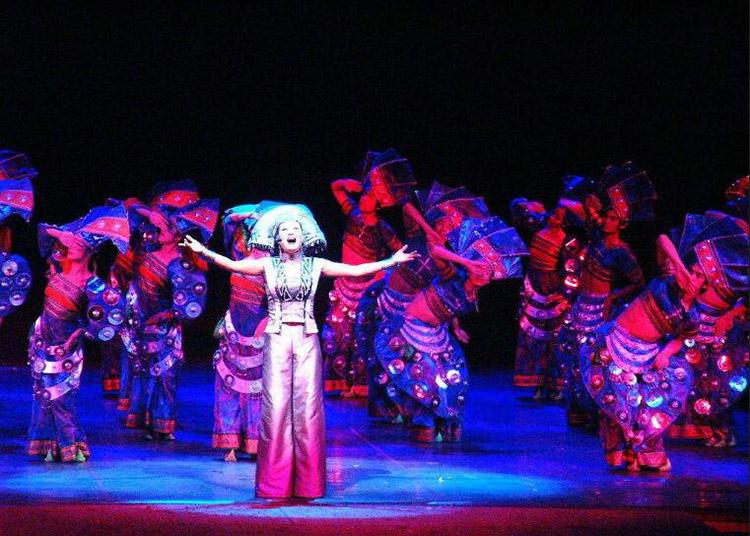 大型舞台剧演出服装对于艺术舞台的影响!