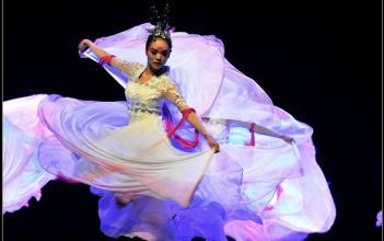 古典舞舞蹈演出服装定制--风格汇美