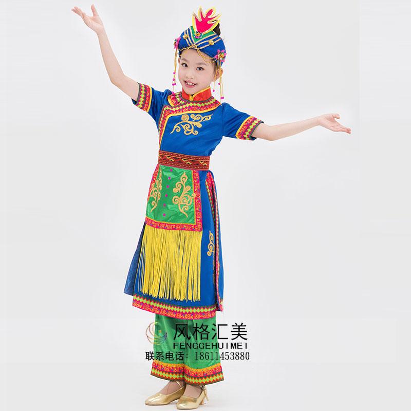儿童舞蹈服装的搭配