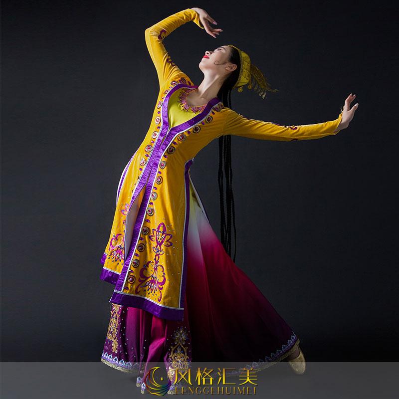 民族舞蹈服装的重要作用