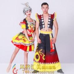民族舞蹈服装特点有哪些?