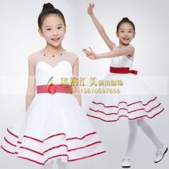 学校学生合唱演出服装设计定制