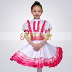 学生舞蹈服装设计要素