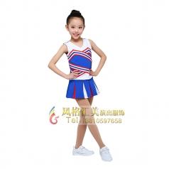 学校学生体操服装设计定制