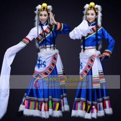 民族演出服装设计