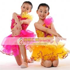 学生舞蹈服装设计