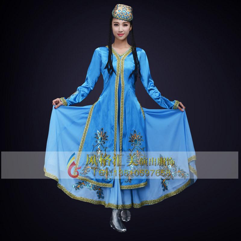 民族舞蹈演出服装设计