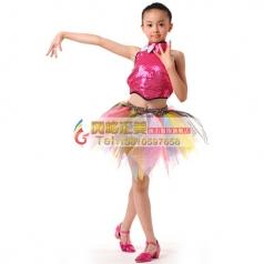 儿童舞蹈演出服装设计定制