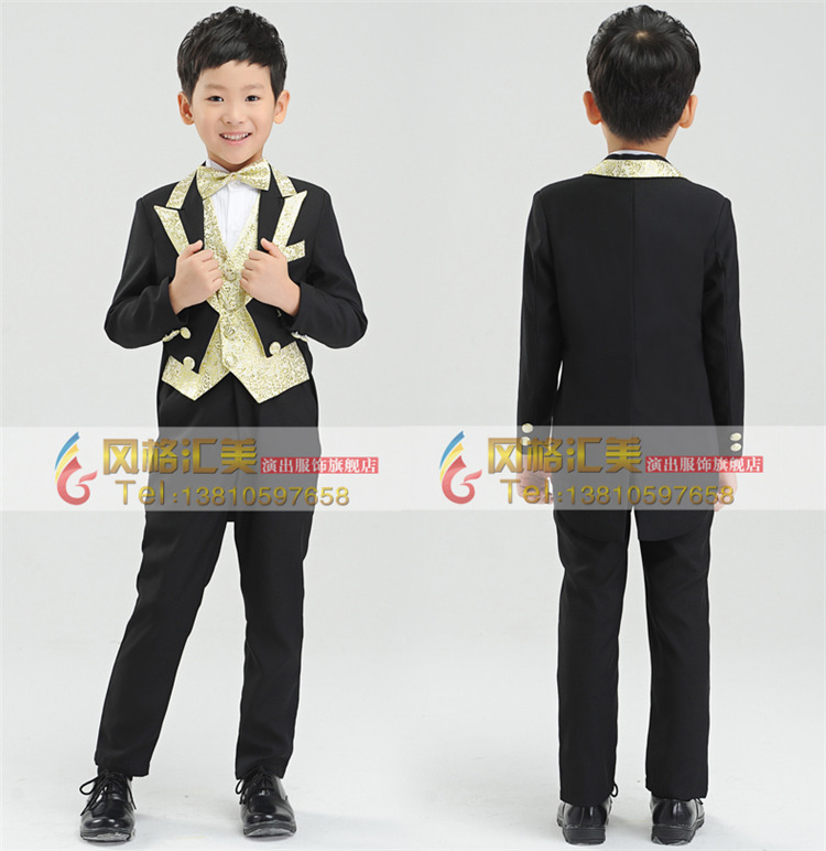 学生合唱服装设计
