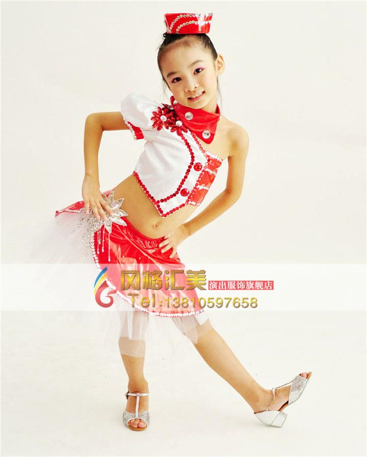 学生舞蹈演出服装定制