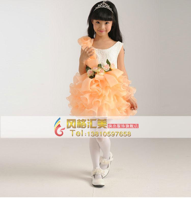 校园儿童舞台演出服装设计定制