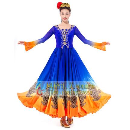 民族艺考服装款式设计定制