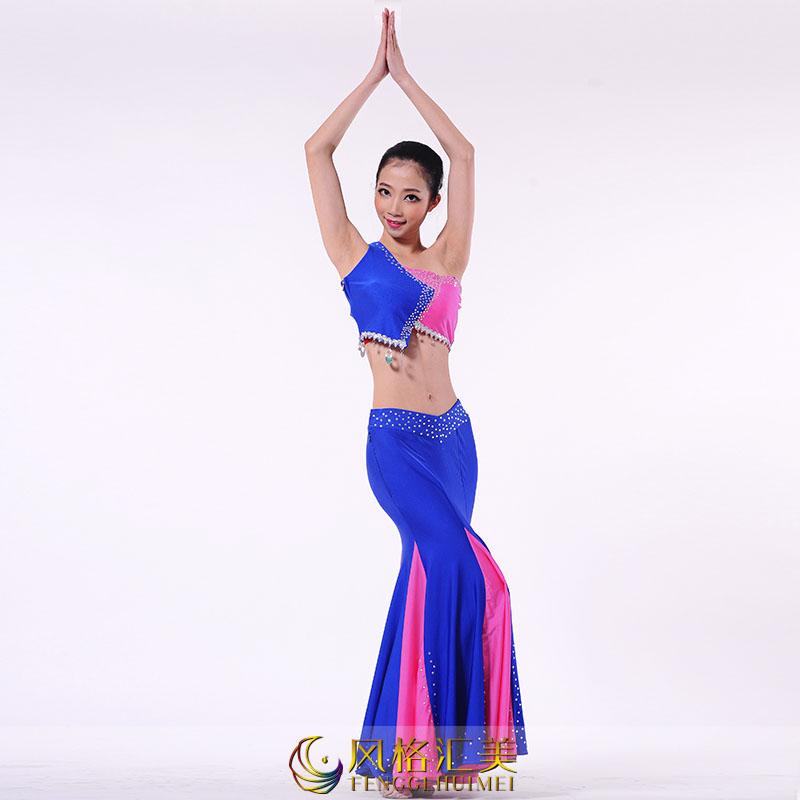 民族舞蹈服装制作厂家