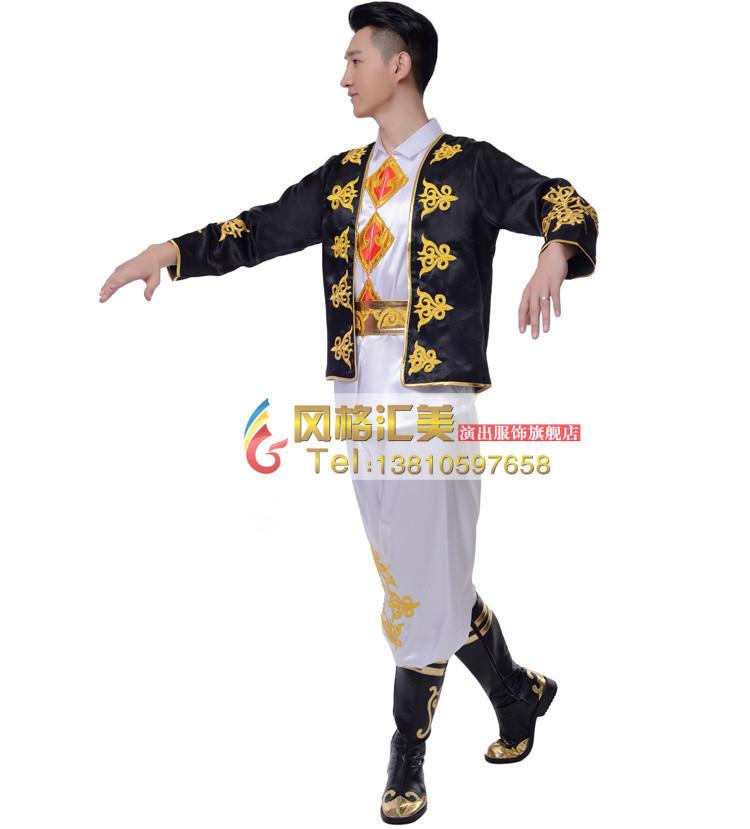 民族舞蹈服装定制
