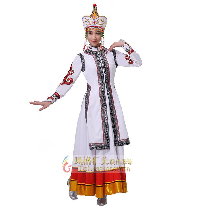 民族舞蹈演出服装设计创作