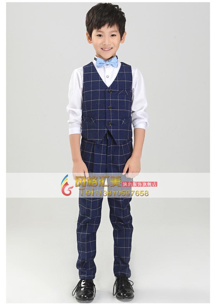 学生合唱演出服装定制