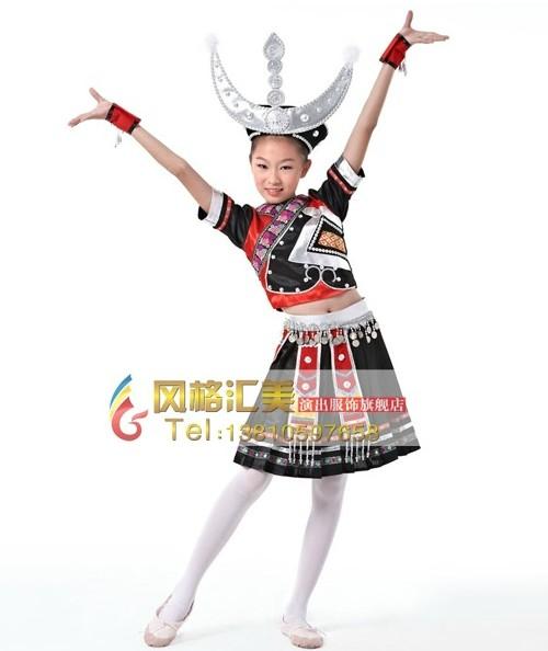 儿童舞蹈及儿童舞蹈服装的特点