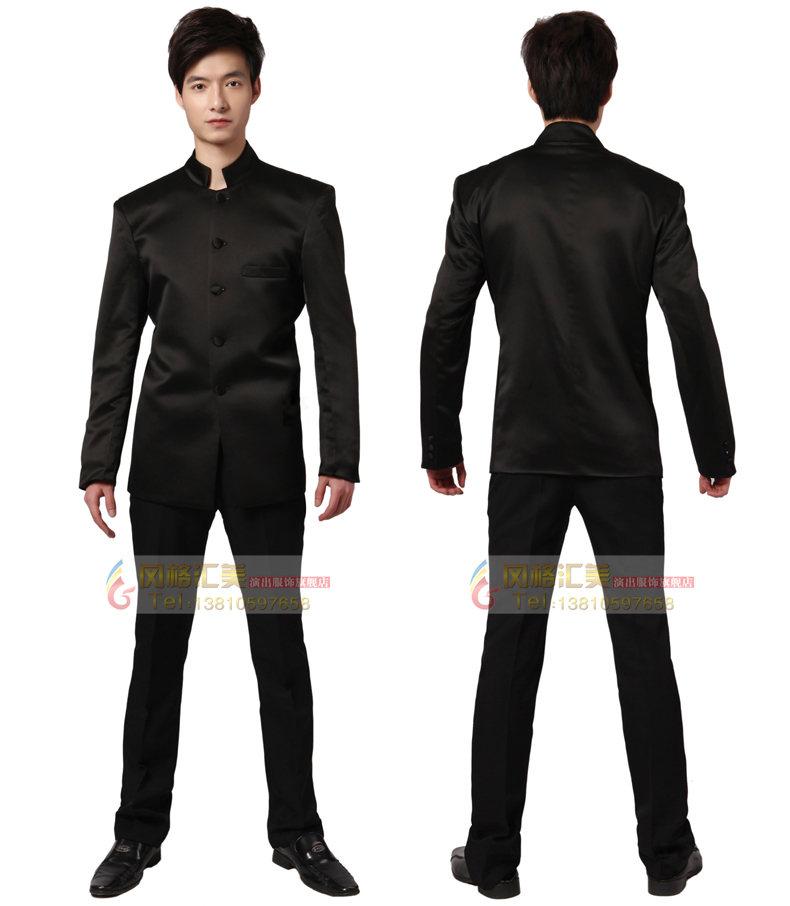均衡对称服装设计图