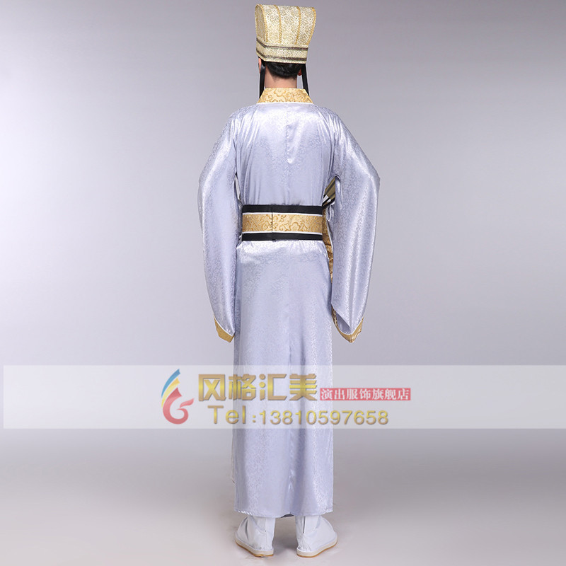 汉服男装服装设计图_汉服男装服装设计图分享展示