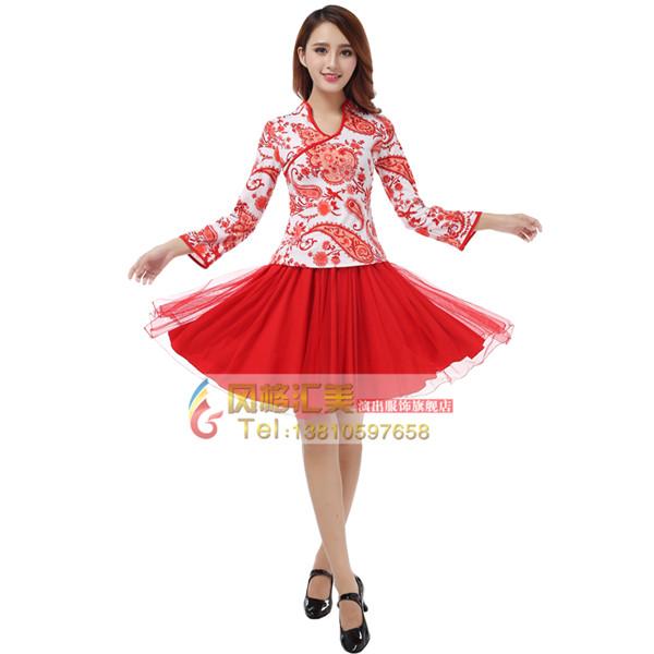 广场舞蹈服装
