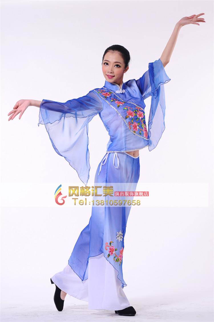 古典舞服装设计的基本问题有哪些-民族舞蹈服装-风格