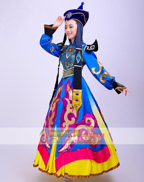 蒙古族服饰的历史渊源