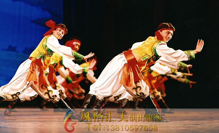 民族舞蹈服装对民族舞表演的影响