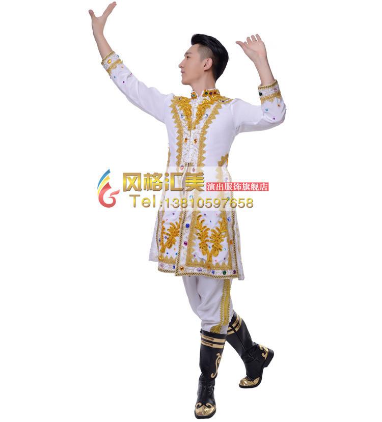 2017新疆舞蹈服装欣赏大全