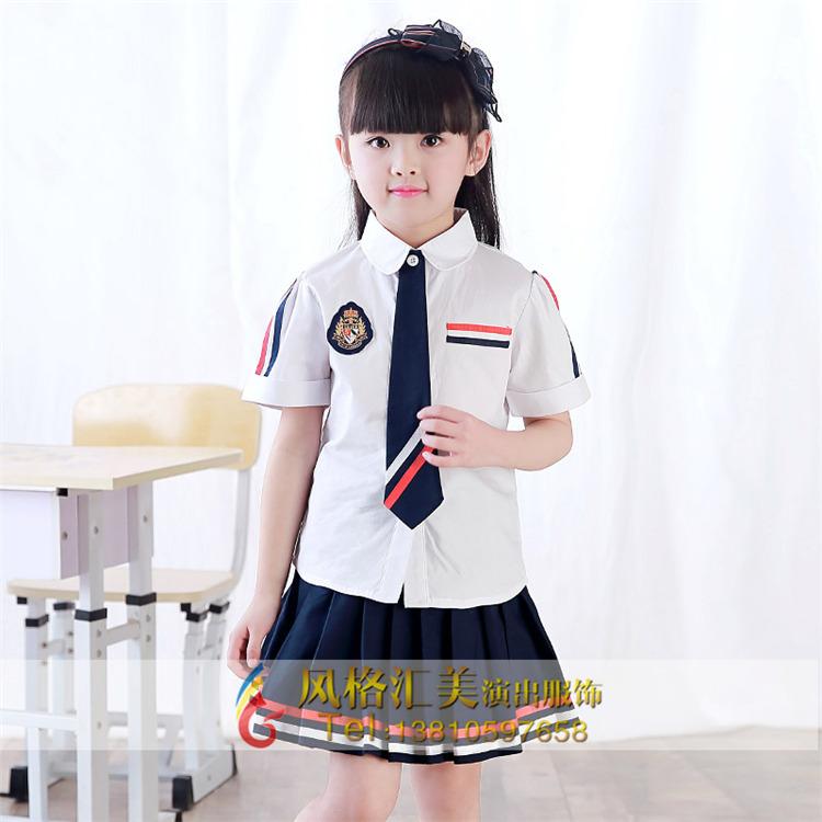 儿童校园舞蹈服装