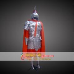 盔甲将军用舞台服装 古代兵器