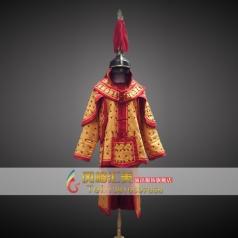 租赁古代兵器盔甲将军泡舞台用服装