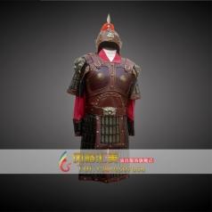 古代兵器 将军盔甲定制出售