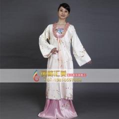 古代纹理服装 女士年代装