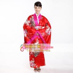 日本和服日本女士服装