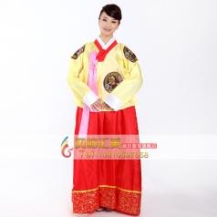 韩服 朝鲜服装