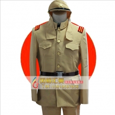 日本军装鬼子服装