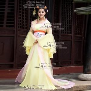北京出租妃子服装 古代公主服 古装演出服