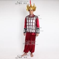 北京古代盔甲 舞台演出服