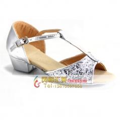 中跟女士舞蹈鞋 拉丁舞交谊舞广场舞鞋