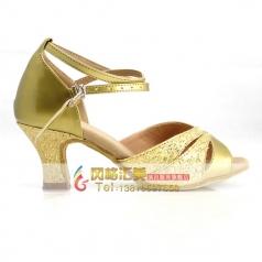 拉丁舞蹈鞋 女士交谊舞广场舞鞋