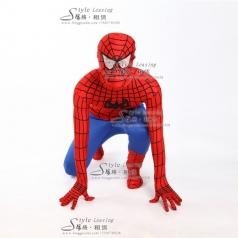 北京出租蜘蛛侠演出服装  租赁美国影视服装