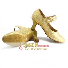 高跟女士拉丁舞蹈鞋 舞蹈鞋表演鞋