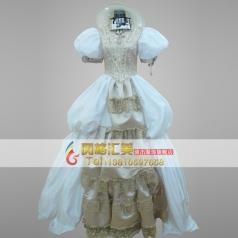 欧洲西式舞蹈表演服装 公主王后演出服