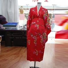 影视服装 日本和服舞蹈服演出服装