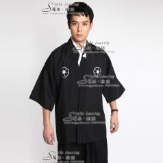 日本男士演出服装 和服舞蹈服