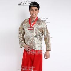 男士日韩民族服装 舞台表演服装
