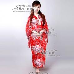 影视日本服装 女士和服演出服装
