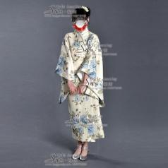 日本女士表演服装 和服舞台服装